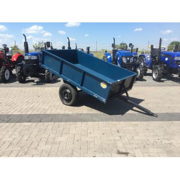 Причіп тракторний ВЕСТ PRO 1.2м х 2.1м