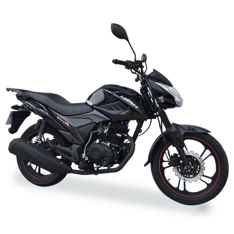Мотоцикл LIFAN CiTyR 200