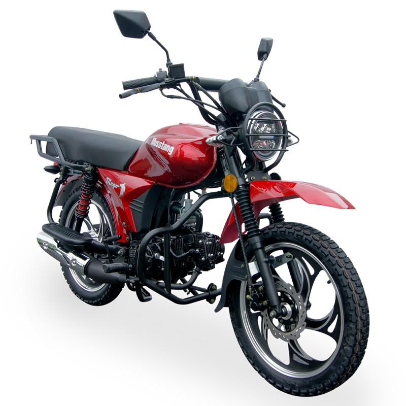 Мотоцикл Musstang МТ125 DINGO XL