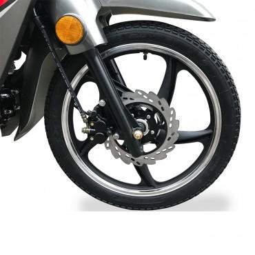 Мотоцикл Musstang Active