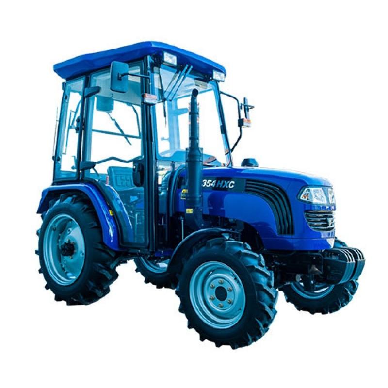 Трактор FT 354 HXС (FOTON LOVOL)
