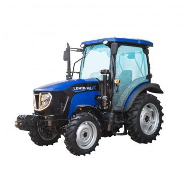 Трактор FT 504 CNC (FOTON LOVOL)