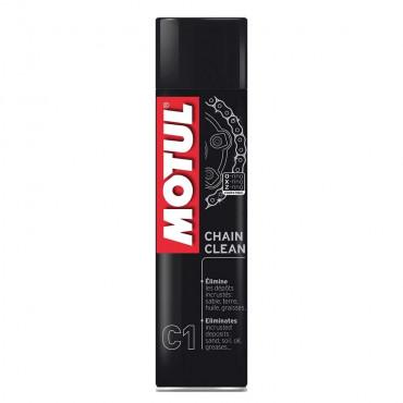 Засіб для очистки мотоланцюгів MOTUL C1 CHAIN CLEAN (400ml)