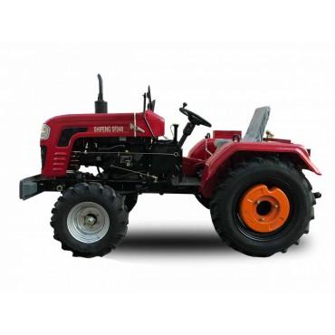 Трактор SHI FENG 240 блокування диференціалу