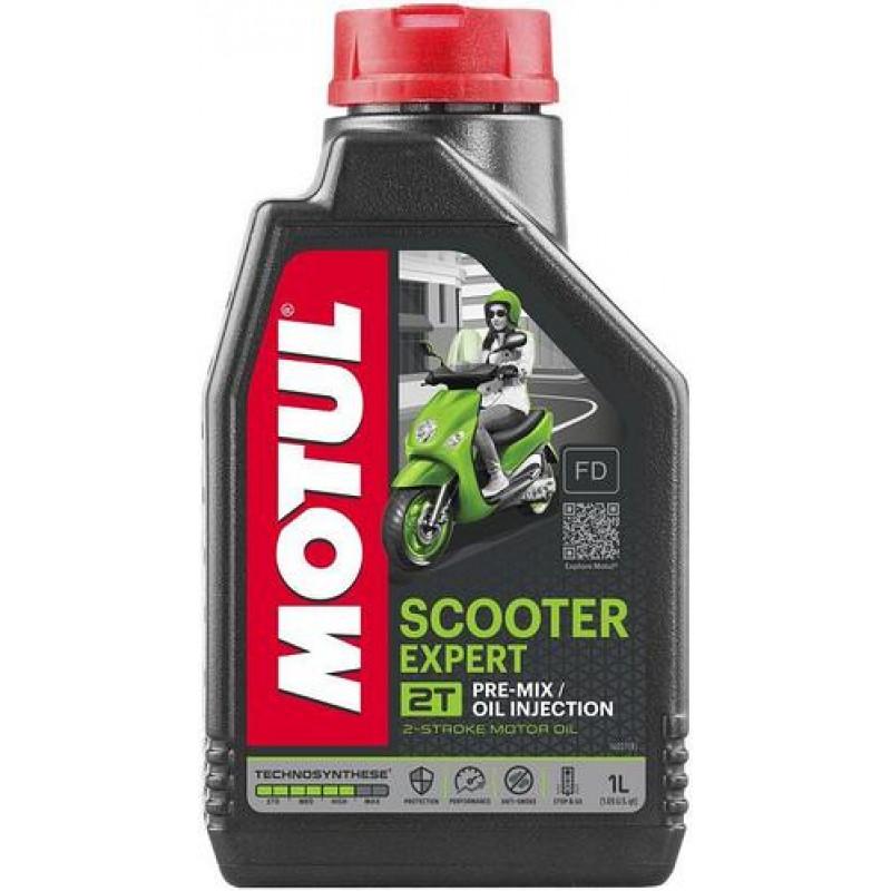 Масло MOTUL SCOOTER EXPERT 2T (1 L)