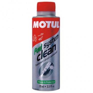 Присадка Для Бензинових Двигунів Мотоциклів MOTUL FUEL SYSTEM CLEAN MORO (200 ML)