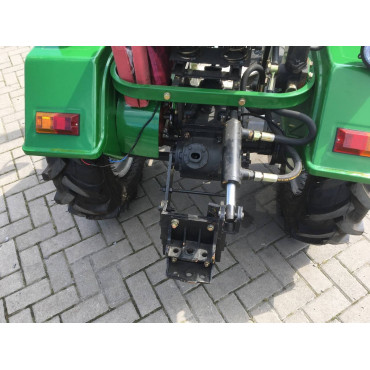 Мототрактор   ZUBR T25 LUX