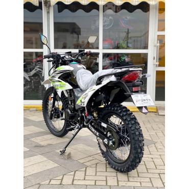 Мотоцикл FORTE CROSS 250