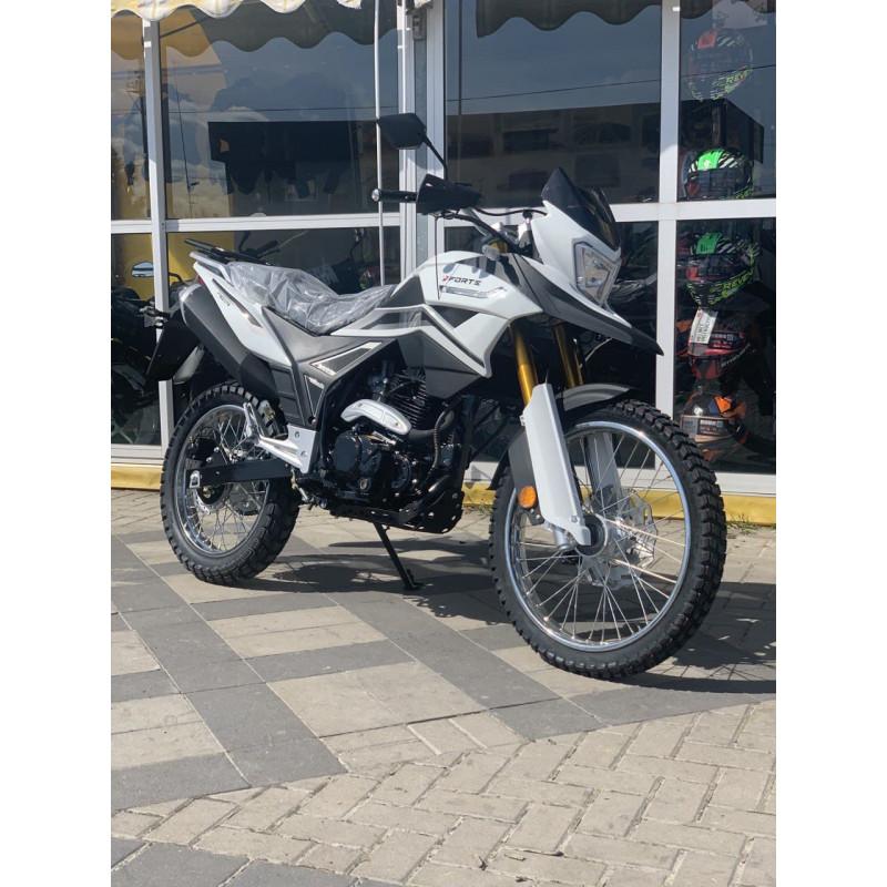 Мотоцикл FORTE FT300 - CFB