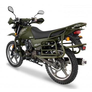 Мотоцикл Shineray XY200-Intruder