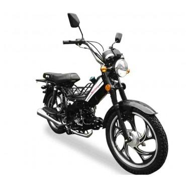 Мотоцикл Musstang Delta